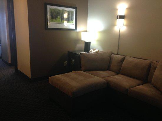 Hyatt Regency Green Bay: Living room