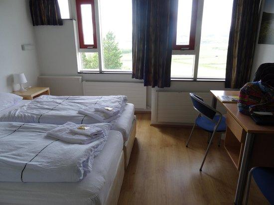 Hotel Edda - Egilsstadir : kamer