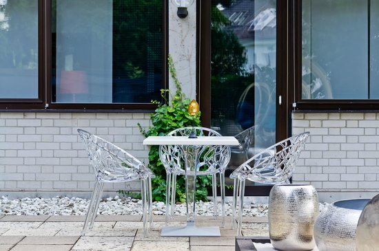 Arthotel Ana Gold: Terrassenbereich
