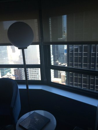 New York Hilton Midtown: Sitting Area view