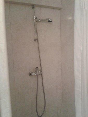 Hotel Atismar : shower