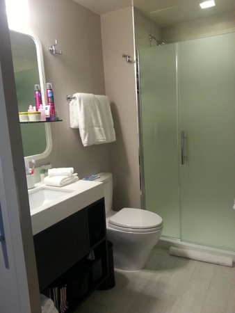 Homewood Suites by Hilton New York/Midtown Manhattan Times Square-South, NY: Baño