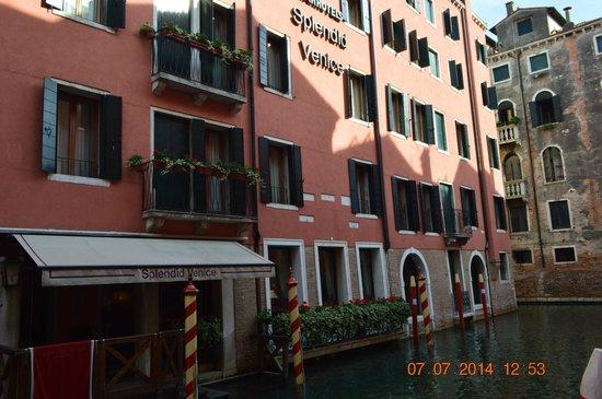 Starhotels Splendid Venice: frente del hotel
