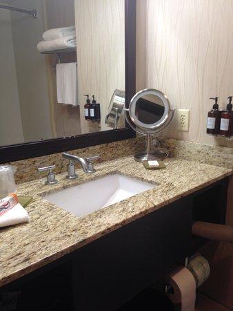 Hyatt Regency Green Bay: Bathroom