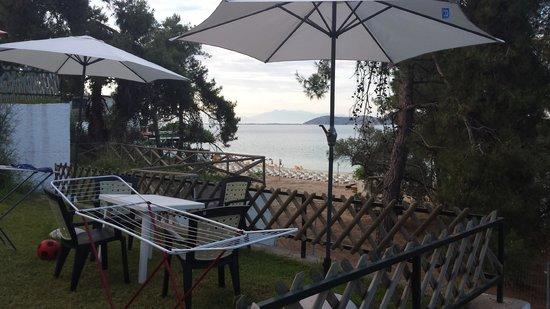 Villa Morfeas: Nisteri beach
