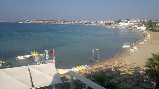 Tuntas Beach Hotel Altinkum : Amazing View!