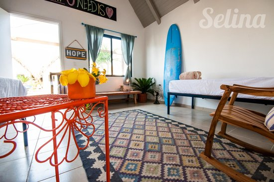 Selina Hostel Playa Venao : Dorm