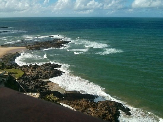 Bahia Othon Palace : Vista
