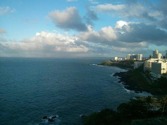 Bahia Othon Palace : Vista!