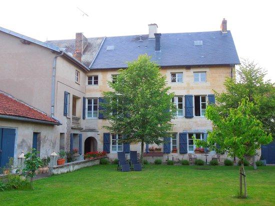 Moulin Le Cygne: hotel & garden
