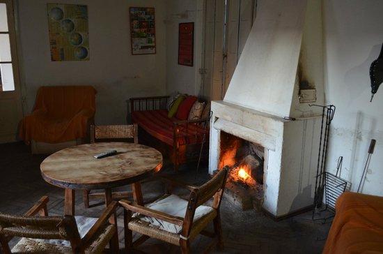 Hostel Colonial: Sala social