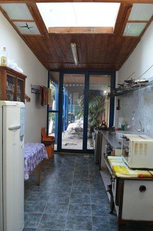 Hostel Colonial : Cozinha