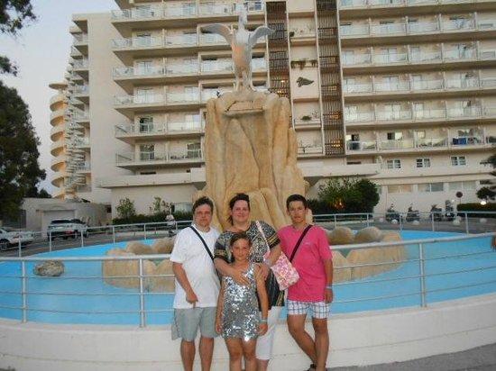 Pegasos Beach Hotel : Holiday at Pegasos July 2014