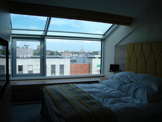 PURO Krakow Stare Miasto: Bed room