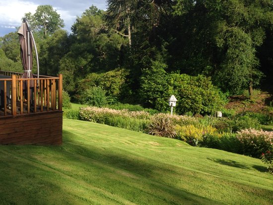 Duisdale House Hotel: The gardens