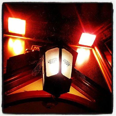 The Oak - Y Dderwen: Lighting the way!