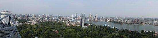 Euromast Tower: Sky abowe