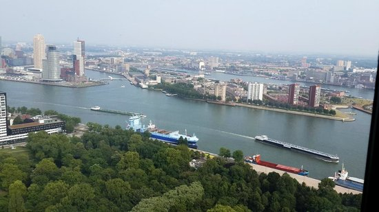 Euromast Tower: Ships