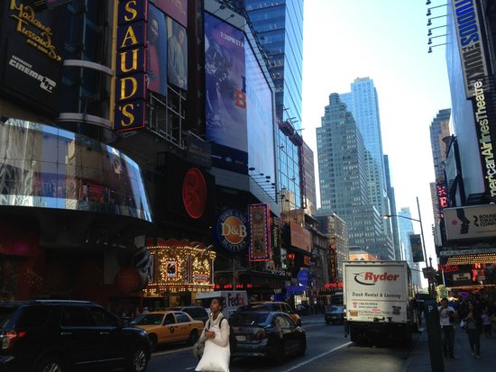 The James New York : Times Square