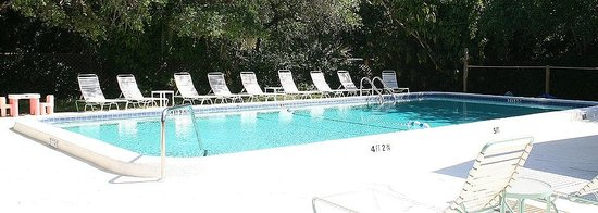 Manasota Beach Club: Heated Swimming Pool!