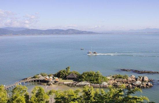 Ponta dos Ganchos Exclusive Resort: Barco de Pesca