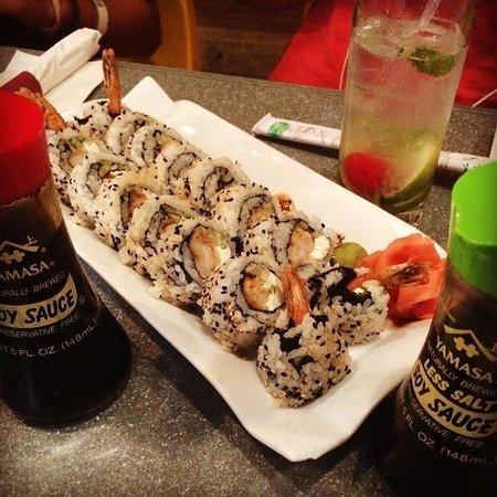 Francachela Aguadilla : Best Sushi on The West Coast!!! ��Shrimp Tempura