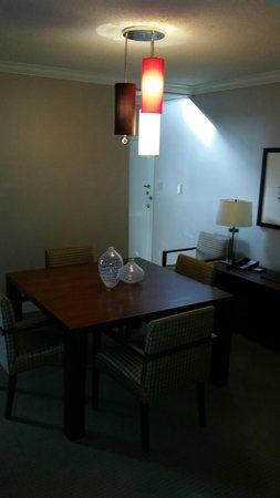 Hilton Atlanta: Dining Room