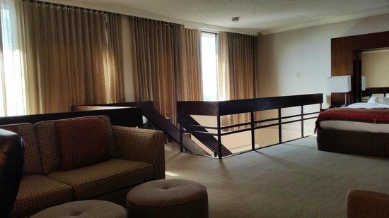 Hilton Atlanta: Bedroom