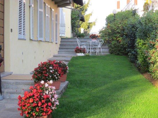 B&B Casetta delle Rose: giardino