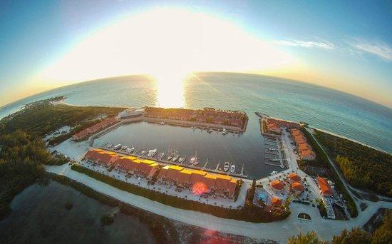 Bimini Sands Resort and Marina: Aerial