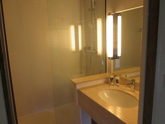 Mercure Albi Bastides : La salle de bain