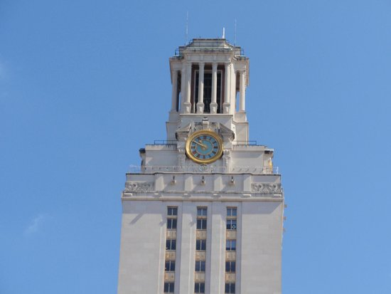 University of Texas at Austin: Clock Tower