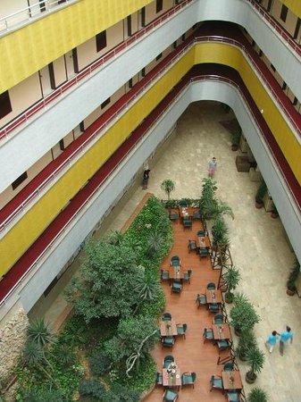 Dinler Hotels - Alanya: отель изнутри