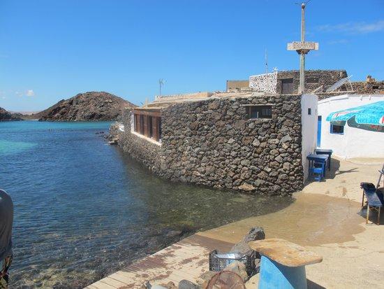 Isla de Lobos: il ristorante