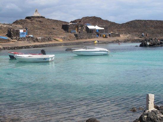 Isla de Lobos: ...spiaggia