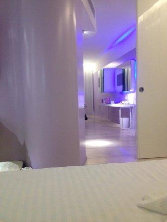 Barcelo Milan: soggiorno Suite