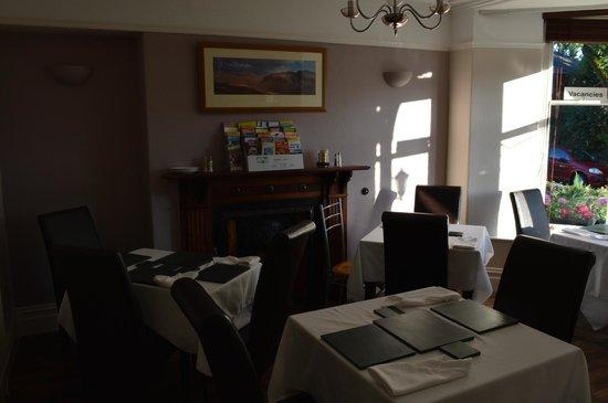 Ellerbrook House : Dining room