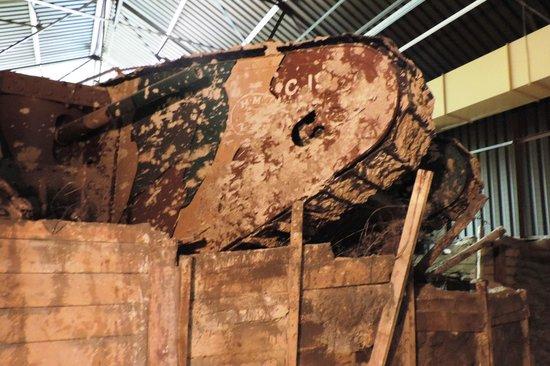 The Tank Museum : Mark I
