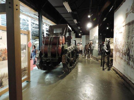 The Tank Museum : Vista geral