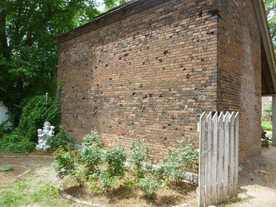Franklin Tn Civil War Tour Carter House