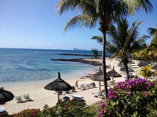 Canonnier Beachcomber Golf Resort & Spa: Spiaggia