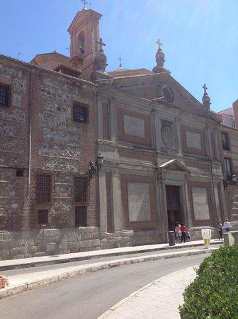 Monasterio de las Descalzas Reales : Fachada