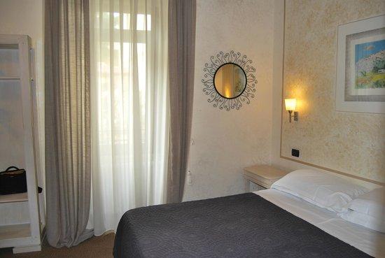 Hotel Scalzi: Ventana