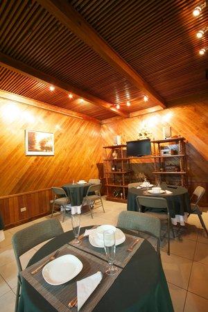 Comfort Hostel: Comedor