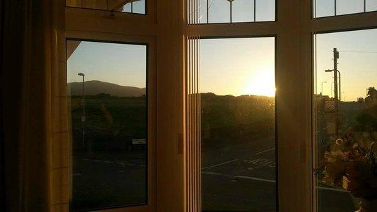 Crossroads Guest House : Window view