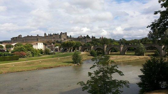 Carcassonne Medieval City: Pont Vieux & la Cité