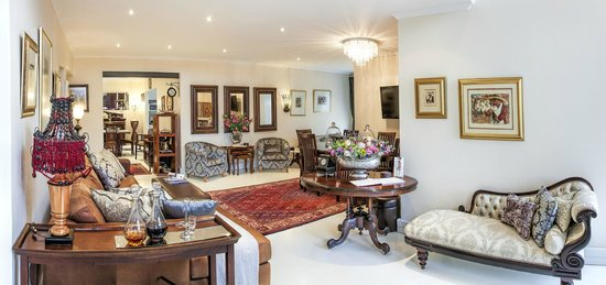 Cape Pillars Boutique Hotel: Welcome