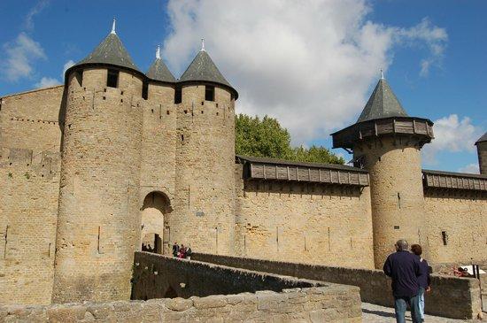 Carcassonne Medieval City: Comtal Chateau
