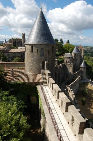 Carcassonne Medieval City: Ramparts