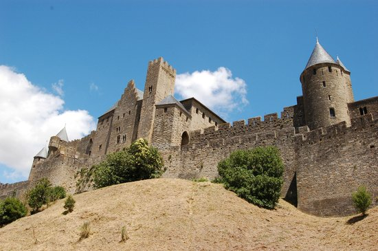 Carcassonne Medieval City: Aude Gate